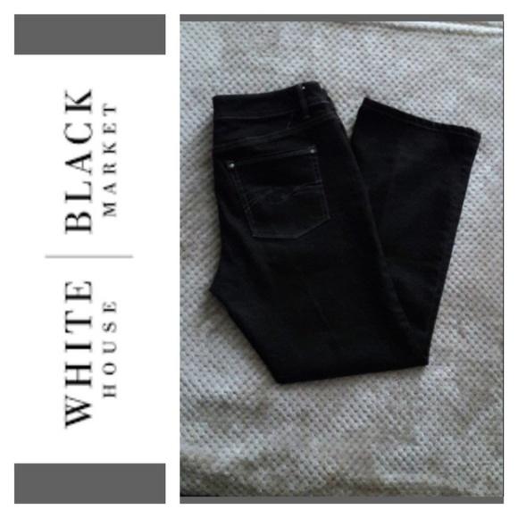 White House Black Market Denim - 💥 White House Black Market Jeans